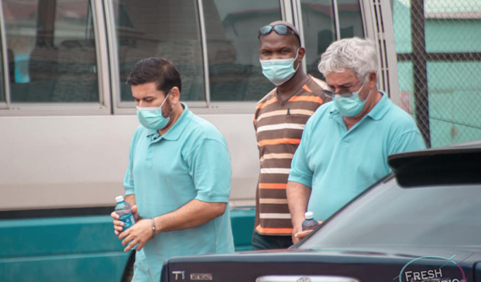 Brazilian pilots charged in cocaine plane bust granted $3 Million bail each