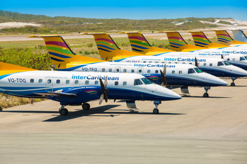 InterCaribbean Airways lands approval for Guyana service
