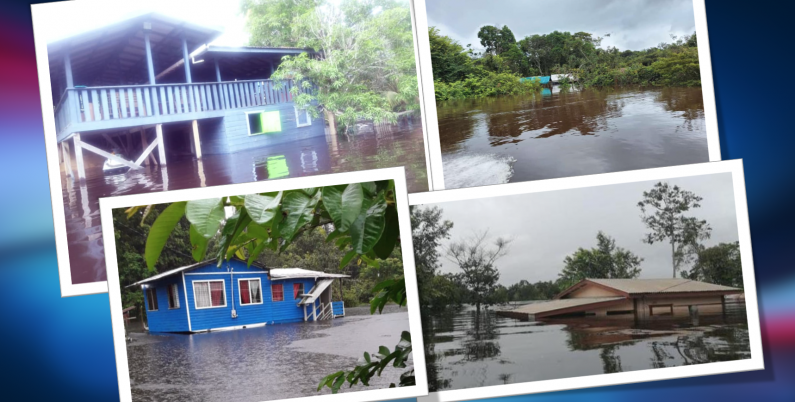 Almost 7000 households affected by flooding  -CDC reports
