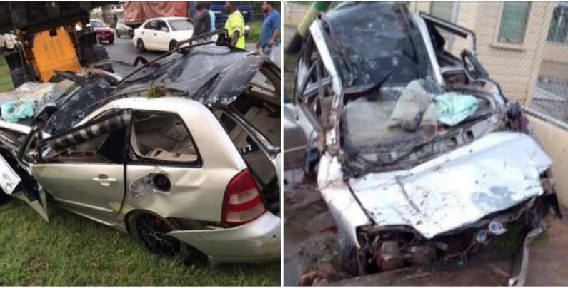 Three dead in Fort Wellington early morning accident