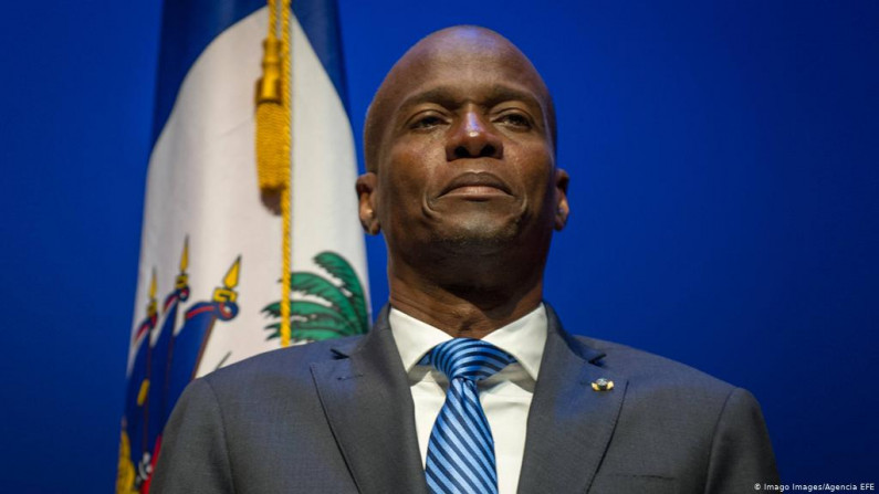 Haitian President assassinated in private home