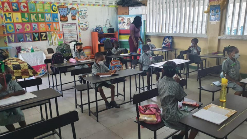 COVID-19 Case forces closure of St. Margaret's Primary
