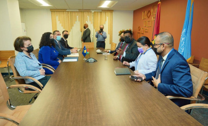 More countries interested in developing business ties with Guyana  -President