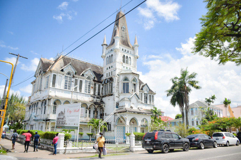Local Government Ministry inks $780M Contract for restoration of City Hall