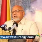 President Ramotar's Press Conference