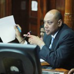 Government not happy with Speaker's Ruling