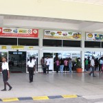Passenger drops dead at airport check-in counter