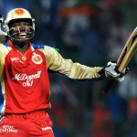 Chris Gayle scores fastest 100...