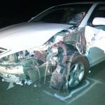 Pastor badly injured in Linden accident