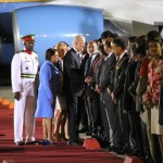 Biden meets CARICOM Leaders