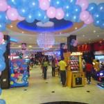 Princess opens Kid's City, Movie theatres