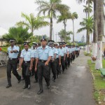 New Police Ranks urged to uphold professionalism