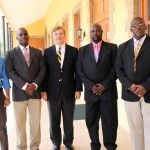Guyana Police officers undergo FBI training