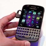 Digicel to unveil Blackberry Q10