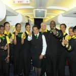 Fly Jamaica gets ready for Guyana landing
