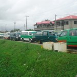 Sophia bus drivers strike over road condition