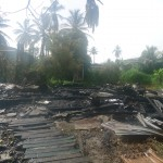 Woman dies in Plaisance fire
