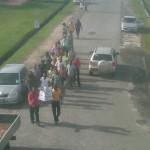 UG Staffers protest over salaries again