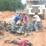 Three workers crushed to death in Bosai accident