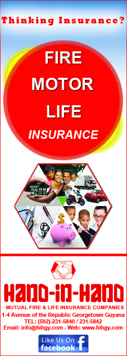 Hand-In-Hand Insurance Company Guyana