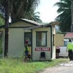 Local Government Ministry halts Linden toll collection