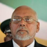 """CFATF Blacklisting a sad day for Guyana""   -Pres. Ramotar"