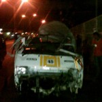 Several injured in East Bank Demerara accident
