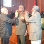 Professionalism will be my guide  -Brigadier Phillips