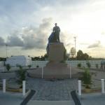 1823 Rebellion monument unveiled