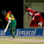 BRAVE POORAN FAILS TO STOP WARRIORS