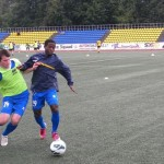 From Uitvlugt to Lithuania – Trayon Bobb signs with FK Kruoja