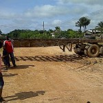 Ituni residents block roads in protest of road condition
