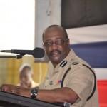 """Top Cop wants citizens to """"break war"""" with criminals"""