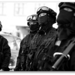 SWAT team coming to fight crime