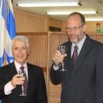 Israel presents first Ambassador to CARICOM