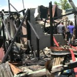 East Coast man commits suicide after setting house ablaze