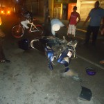 Youth hit down by drunken driver and dies