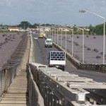 Demerara Harbour Bridge to clo...