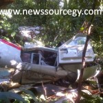 TGA Crash: Bodies extracted and flown to city