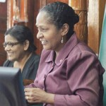 APNU still undecided on Backer's replacement in Parliament.