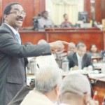 Basil Williams is new Deputy Speaker; Dr. Cummings sworn in