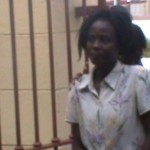 Female soldier charged with woman's murder