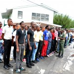 Over 800 apply to join Guyana Defence Force