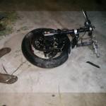 Biker loses arm in Norton Street crash