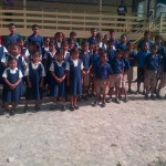 Digicel donates shoes to baref...