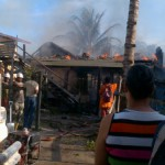 9-year-old wakes parents and get them out of burning house