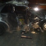 Late night smash up leaves one dead in Berbice