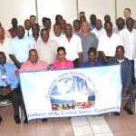 Local security agents trained in port security