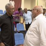 Drug trafficking not fueling Guyana's economy  -President