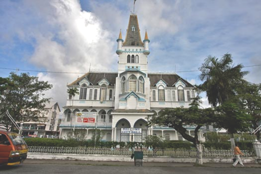 City council launches public awareness campaign news source guyana